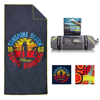Microfiber Water Sport Towel Oem Factory for Outdoor