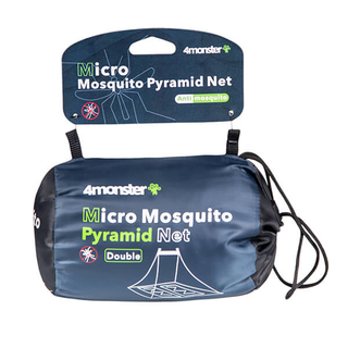 Micro mosquit pyramid net / head net